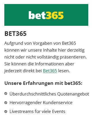 Vergleich: Bet365 gegen Mybet