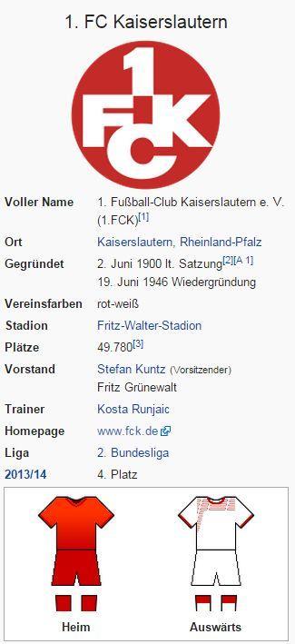 1_ FC Kaiserslautern – Wikipedia