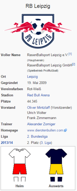 rb leipzig wikipedia