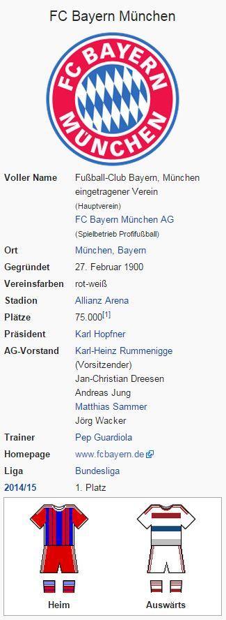 FC Bayern München – Wikipedia