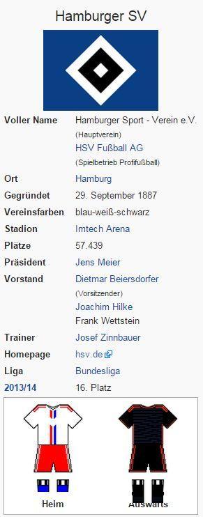 Hamburger SV – Wikipedia