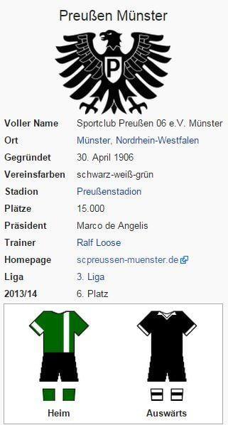Preußen Münster – Wikipedia