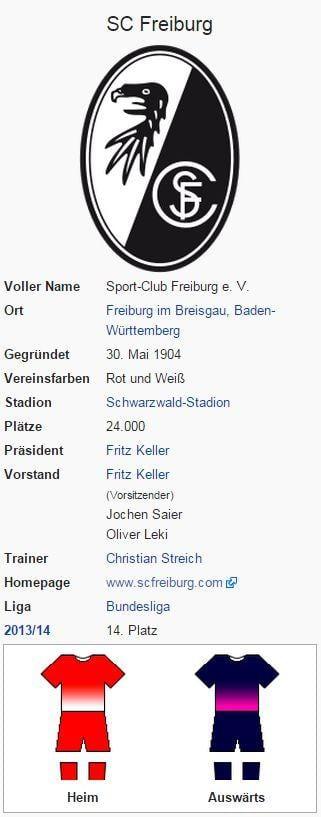 SC Freiburg – Wikipedia