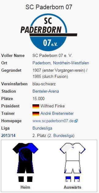 SC Paderborn 07 – Wikipedia