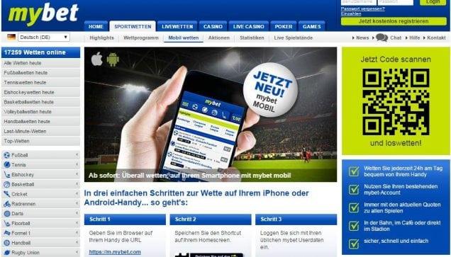 Sportwetten_ Auf dem Smartphone Wetten abgeben_ Handyversion I mybet