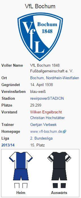 VfL Bochum – Wikipedia
