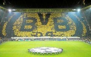 borussia dortmund im stadium