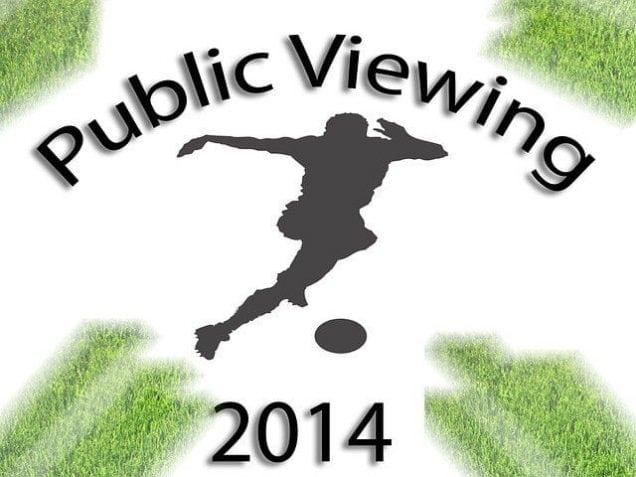 Livewette - Live wetten beim public viewing?