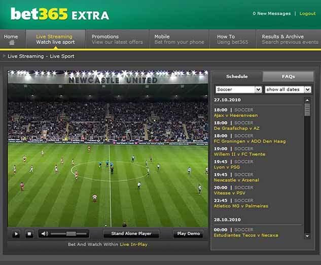 livestreaming bet365