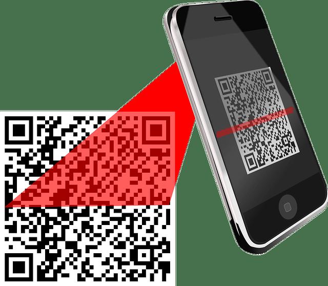 mobile wetten mit qr code