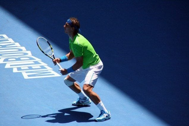 Bet365 tenniswetten mit Rafael Nadal