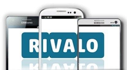 Rivalo-Informationen-Mobil