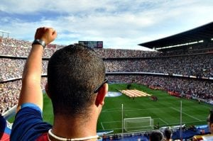 Champions League Finale in Barcelona