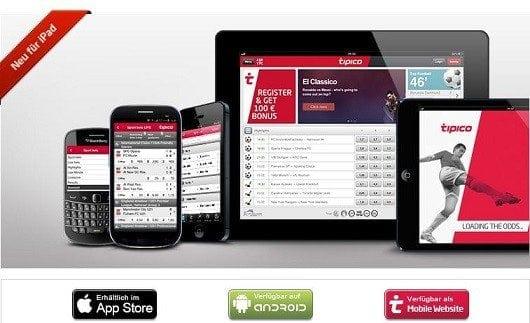 tipico casino app herunterladen