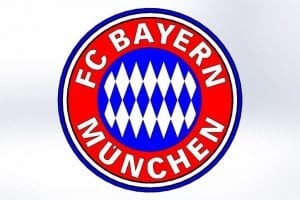 bundesliga - bayern münchen logo