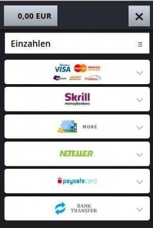 Bigbetworld-App-Einzahlung