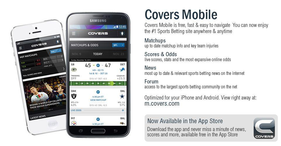 Sports Betting and Gambling Odds Online mobile