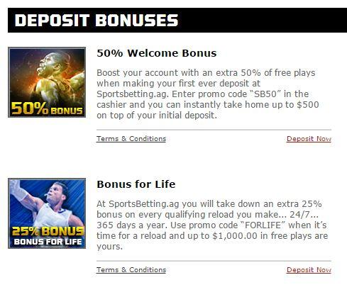SportsBetting_ag I Online Sports Betting and Sportsbook bonus