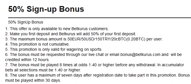 betkurus bonus