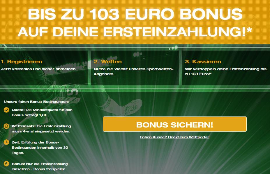 tipp3 bonus