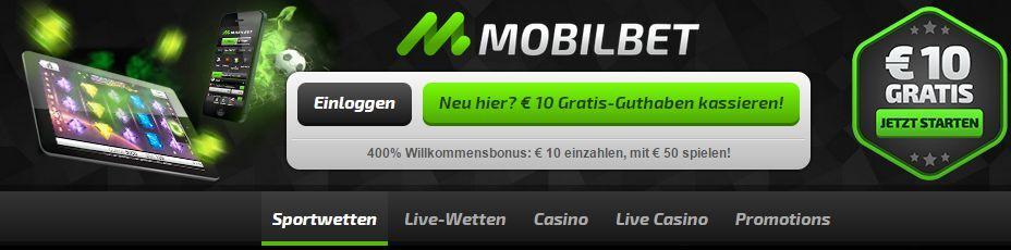 Mobilbet Sportwetten I Sport- und Livewetten auf Deinem Handy, Tablet oder PC