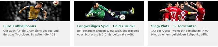 Fußball Bet365 Promotions