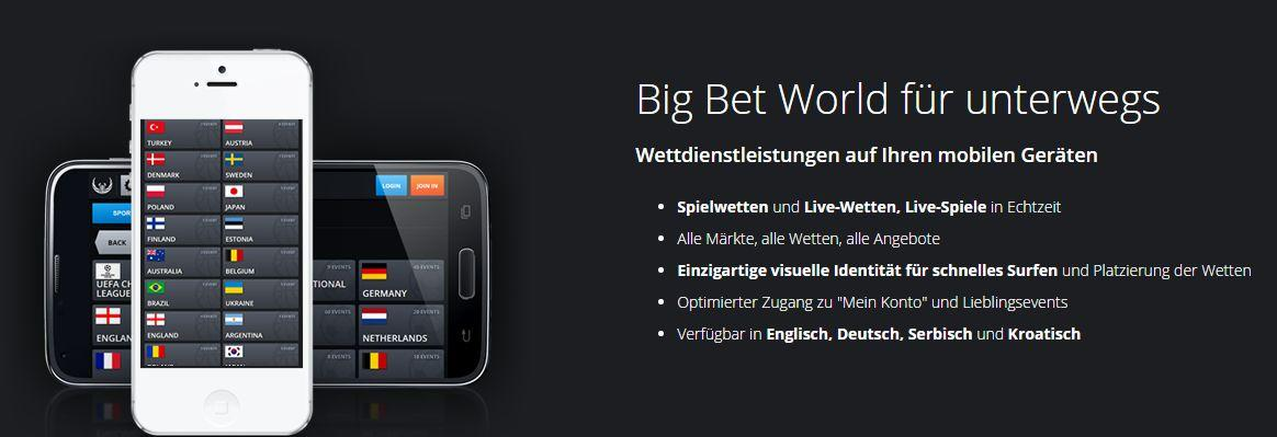 Big Bet World für unterwegs I Big Bet World I Big Bet World
