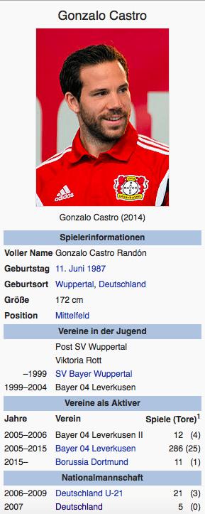 Gonzalo Castro