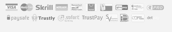 Die Zahlungsmöglichkeiten von 24bettle.com