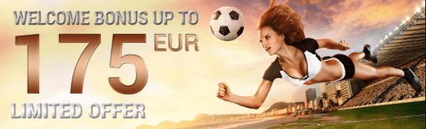 Neukunden erwarten bis zu 175€ als Bonus