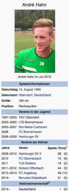 Screenshot André Hahn / Wikipedia