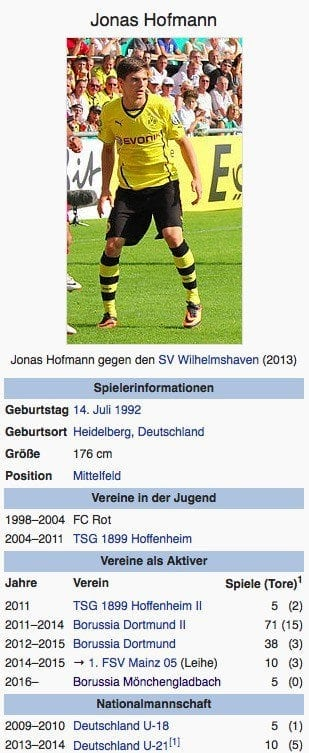 Jonas Hofmann / Screenshot Wikipedia