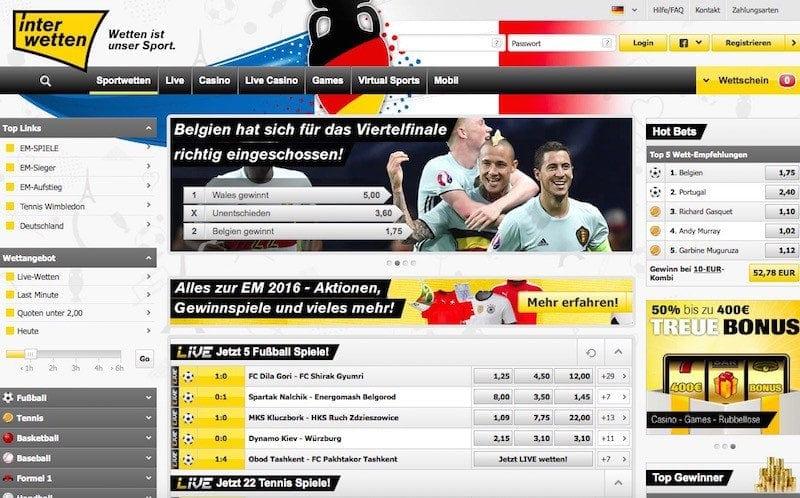 Wetten auf die österreichische Bundesliga 3