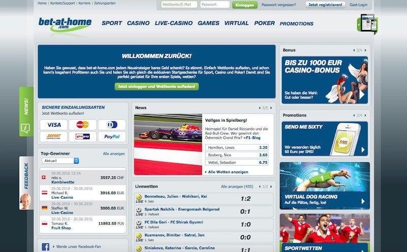 Wetten auf die österreichische Bundesliga 4