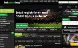 Betway: Partnerschaft mit Klubs der 2. Bundesliga