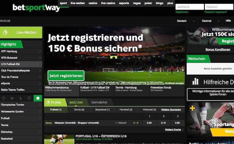 Betway kooperiert künftig mit mehreren Vereinen der 2. Bundesliga