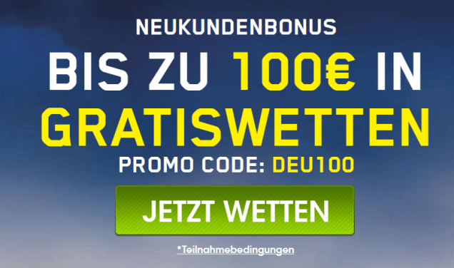 william hill bonus in deutschland