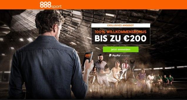 888sport Exklusivbonus