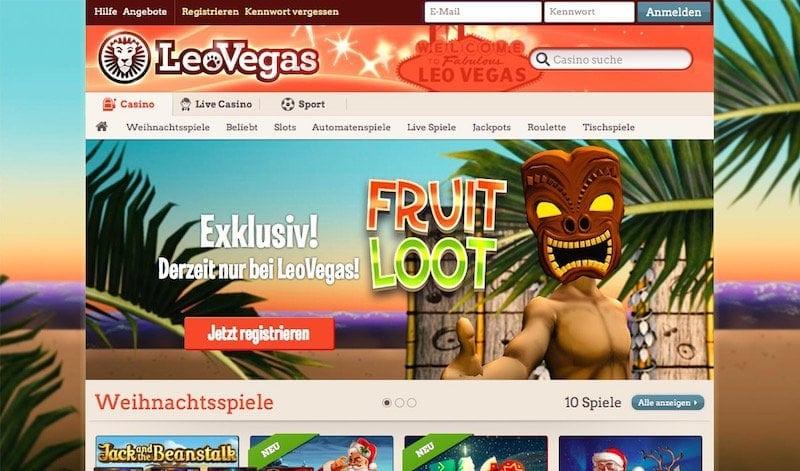 Das Casino bietet mehr als 600 Spielen Platz