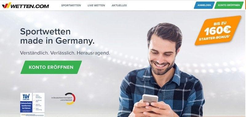 Wetten.com Erfahrungsbericht 1