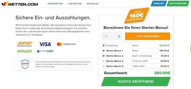 Wetten.com Erfahrungsbericht 2