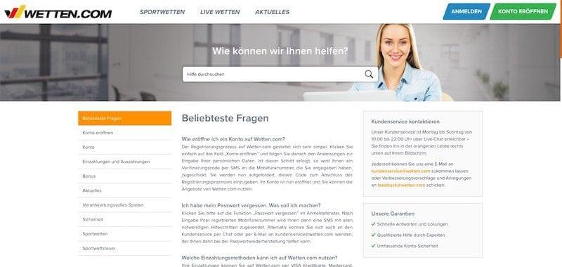 Wetten.com Erfahrungsbericht 4