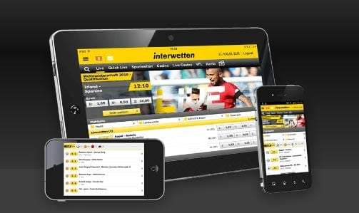 Interwetten APPs