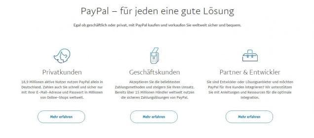 Betway PayPal Für jeden eine gute Lösung