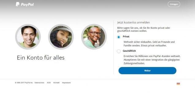 Betway PayPal Neu anmelden
