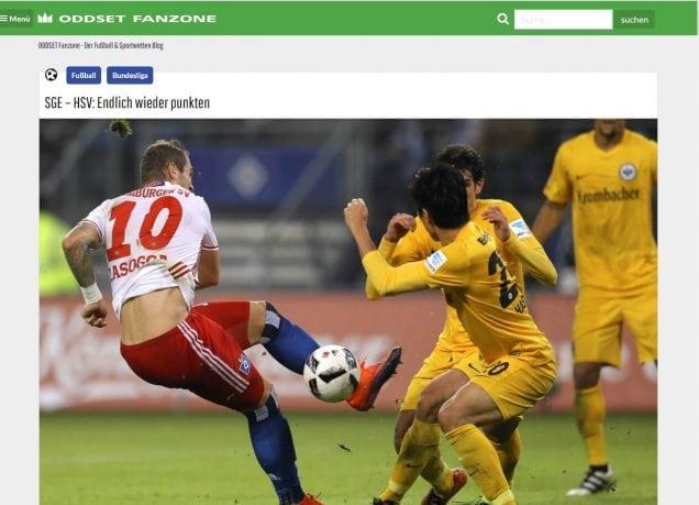 Oddset Sportwetten Blog Fussbal
