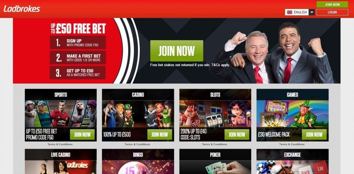 Vice Sports Ladbrokes Startseite