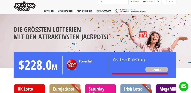 jackpot-com Startseite