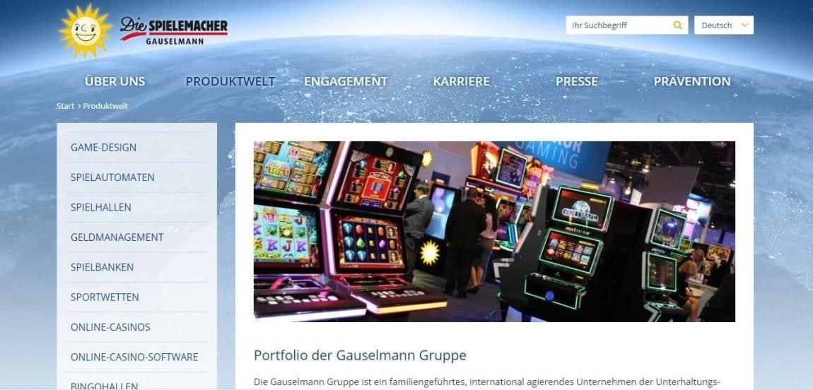 Gauselmann Geldspielgeräte