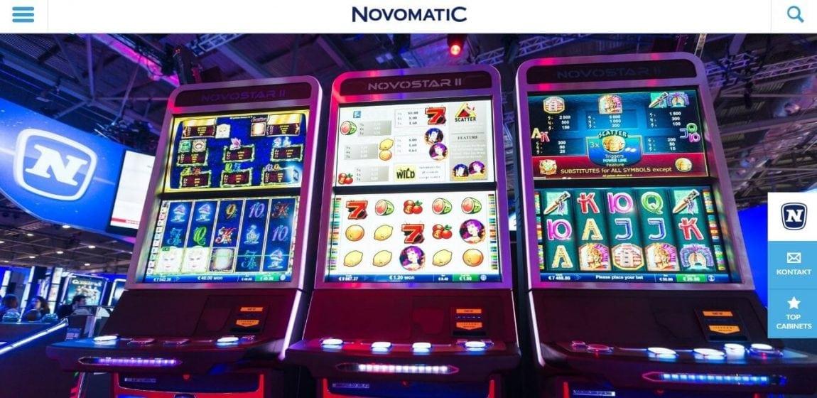 Novomatic Geldspielgeräte